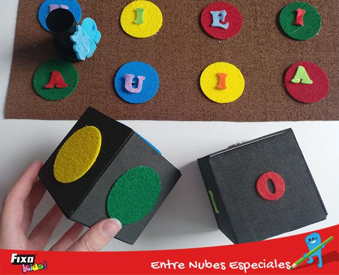 juego para alumnos de primaria