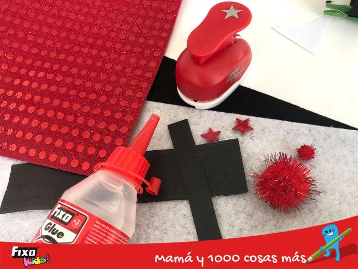 materiales fixo para hacer servilleteros