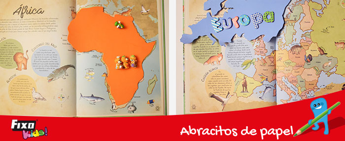 actividades de primaria animales del mundo