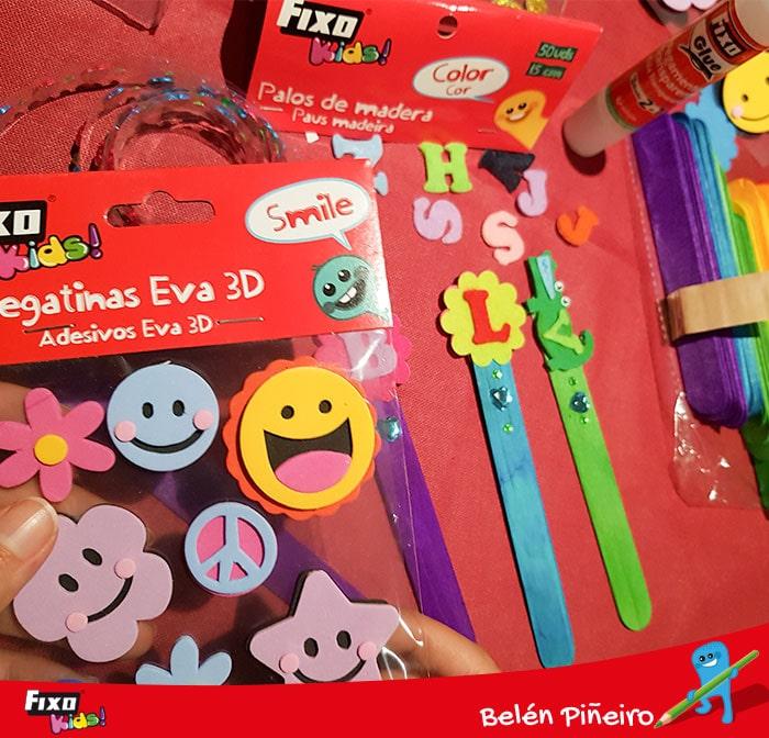 cómo crear marcapáginas infantiles fácilmente