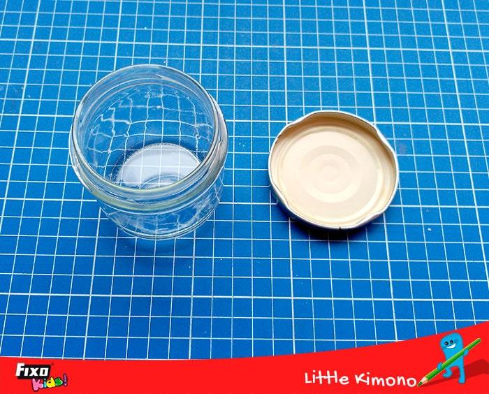 manualidades con frascos reciclaje creativo