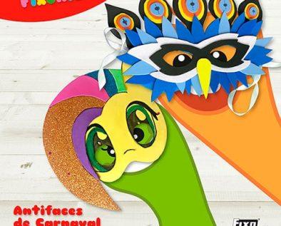 Concurso antifaces de carnaval