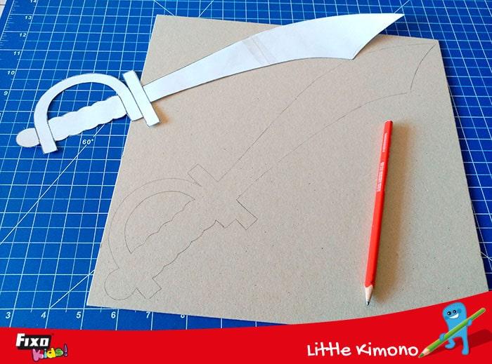 chipboard de anita y su mundo para manualidades infantiles