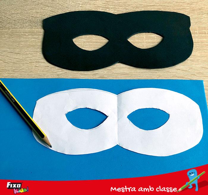 cómo hacer máscaras de carnaval fácilmente