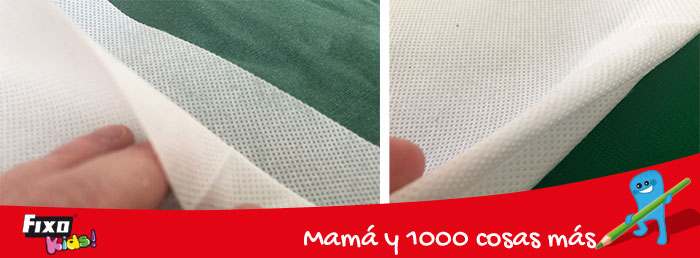 cómo hacer un falso cosido con silicona caliente