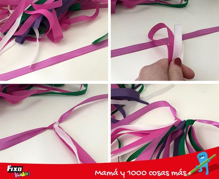 como hacer un disfraz sin coser