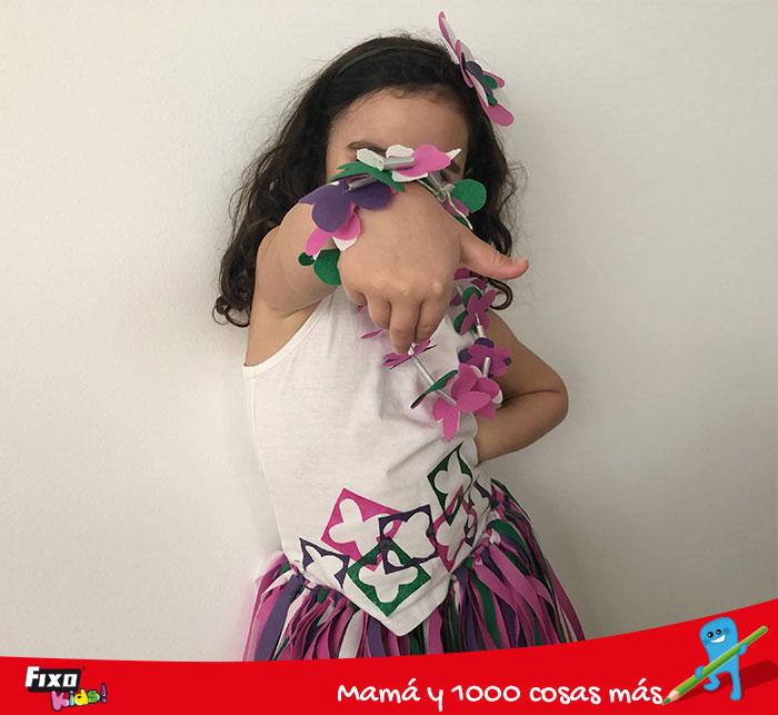 disfraces faciles sin coser para niños