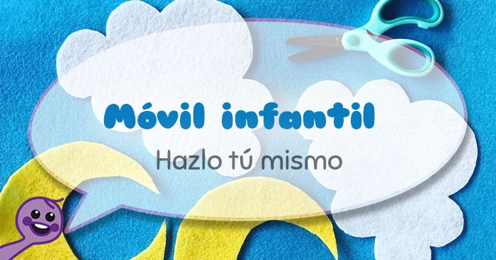 tutorial facil con plantillas movil infantil de cuna