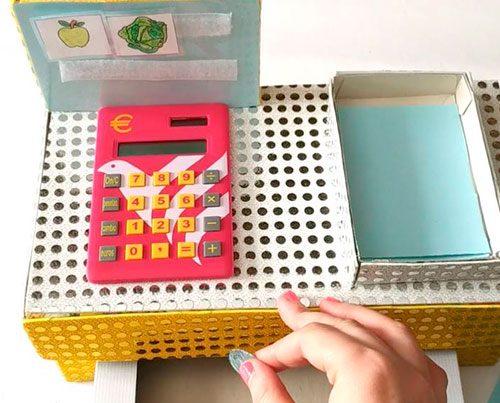 juego caja registradora