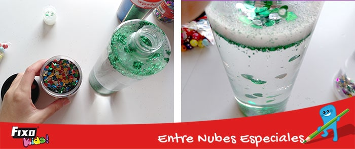 lentejuelas fixo kids para botellas sensoriales