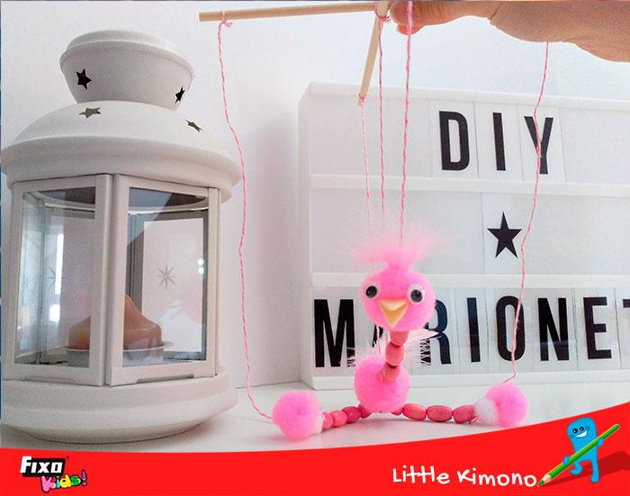 marionetas para niños faciles de hacer