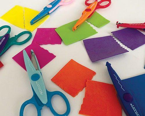 tijeras creativas ideas para manualidades