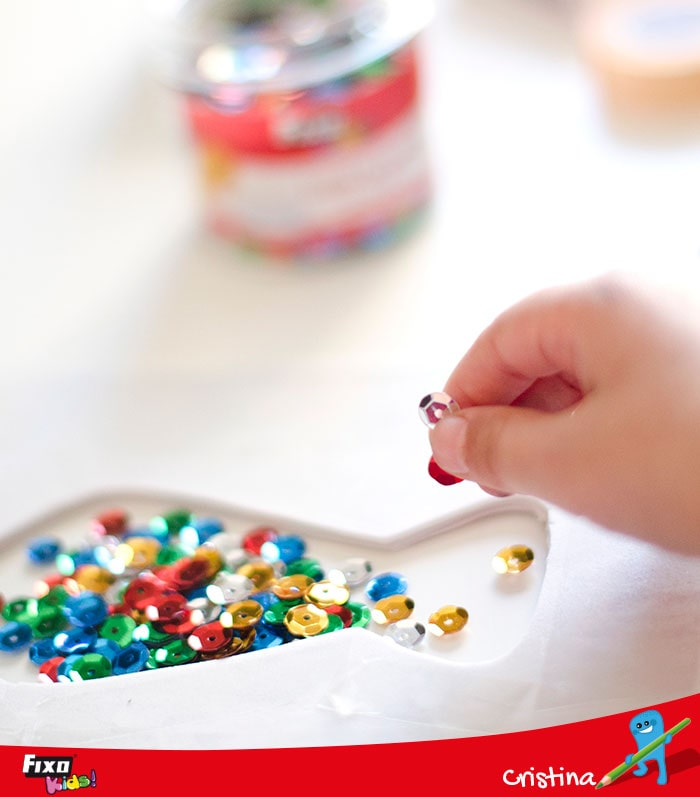 tutorial tarjeta shaker facil para niños