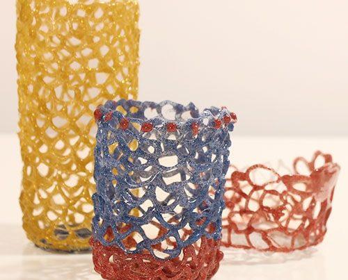 cómo hacer lapiceros de silicona facilmente