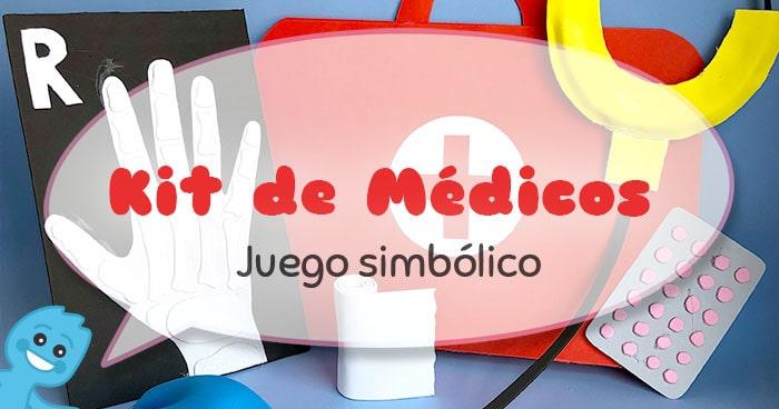 juegos simbólicos somos médicos