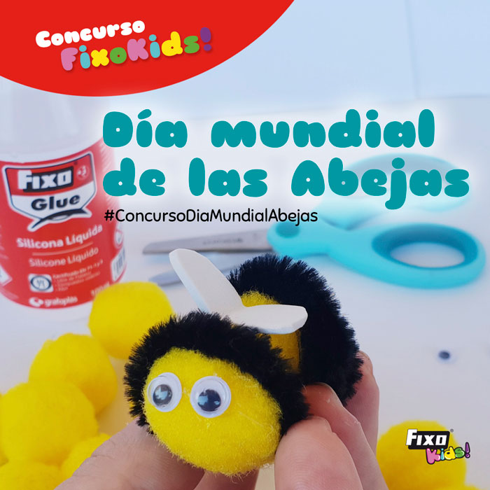 concurso infantil dia mundial de las abejas