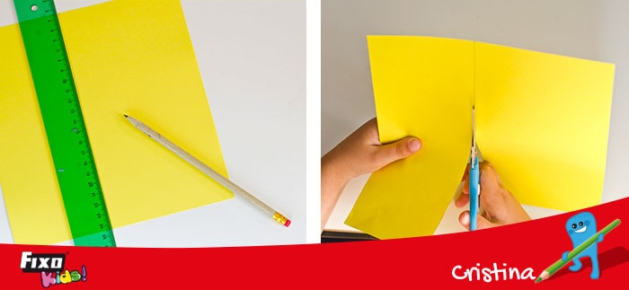 manualidades faciles con papel de colores