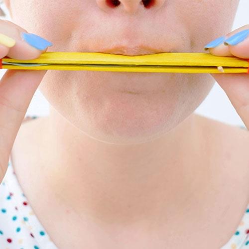 instrumentos caseros para niños