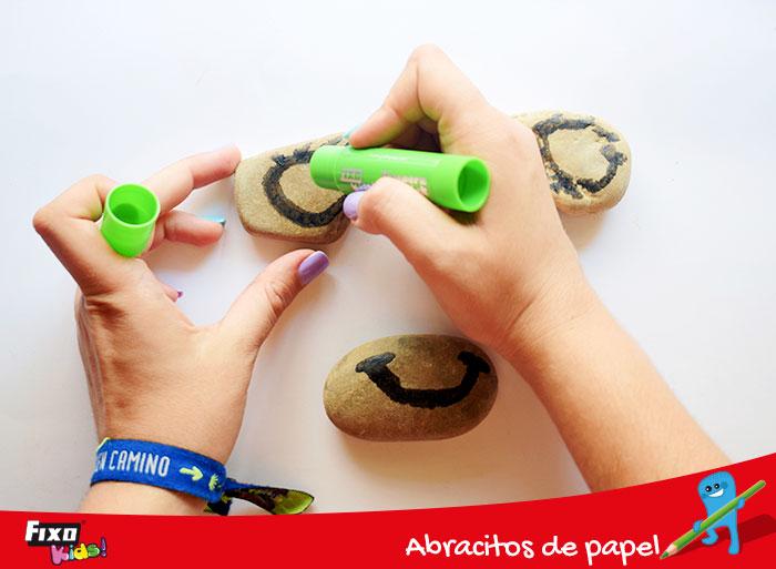 actividades para niños con temperas