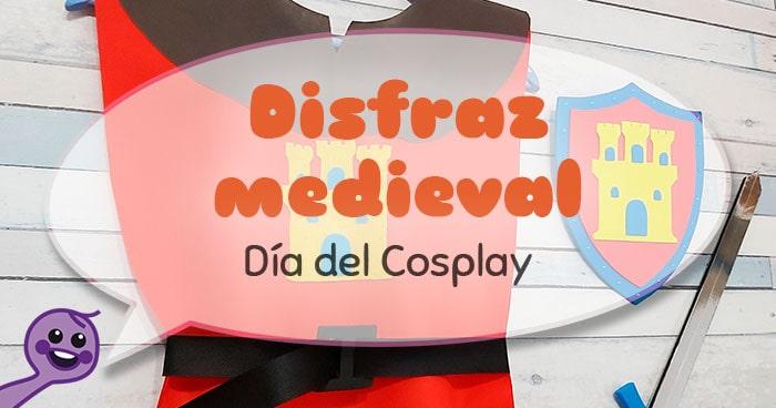 diy disfraz medieval casero para niños