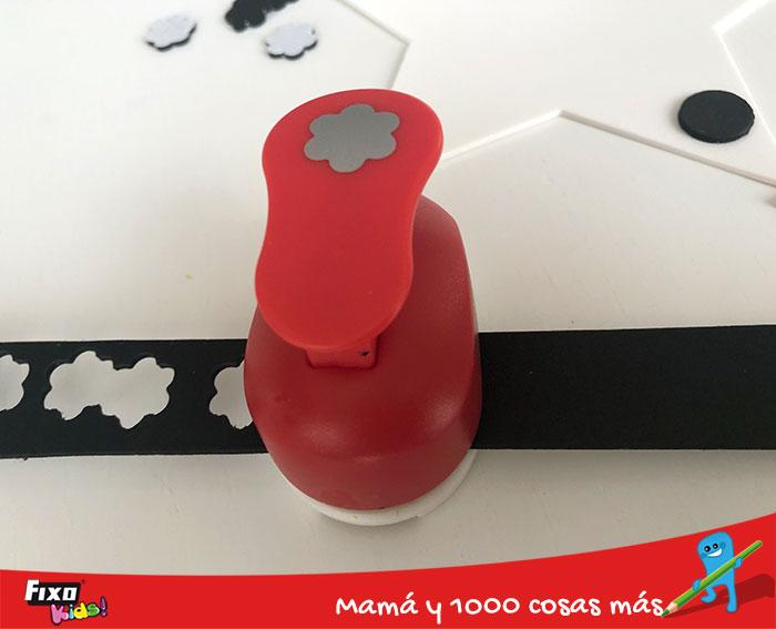 perforadoras con formas para manualidades infantiles