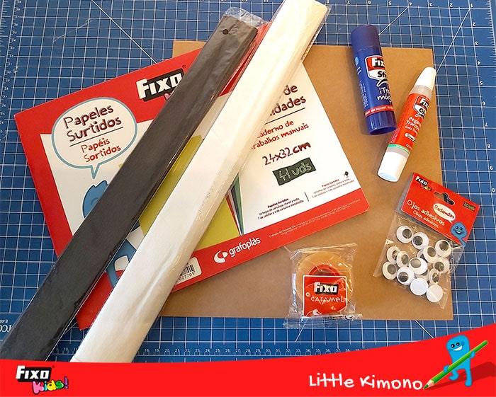 Materiales para hacer una piñata infantil