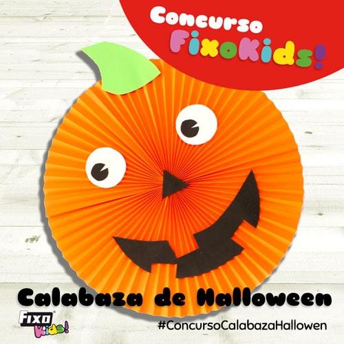 concurso infantil calabaza halloween