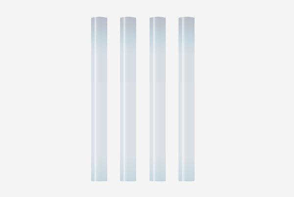 barras de cola transparente 11mmx10cm 00 05 88 00