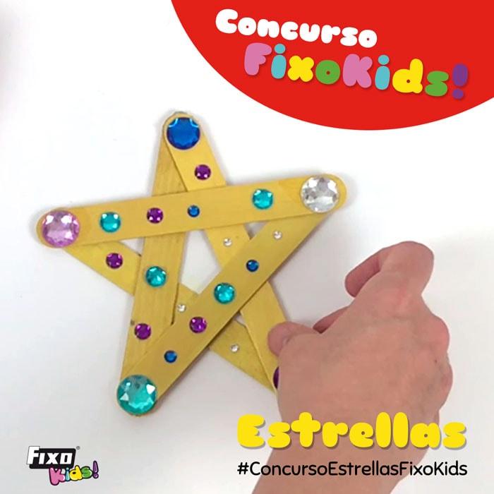 Concurso estrellas fixo kids