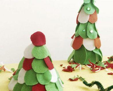 ideas faciles para decorar en navidad