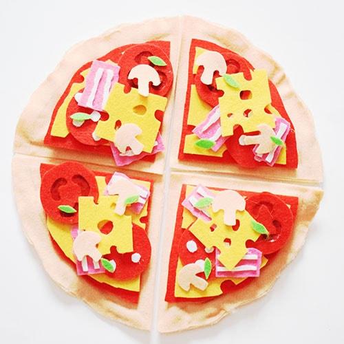 juego simbólico somos pizzeros