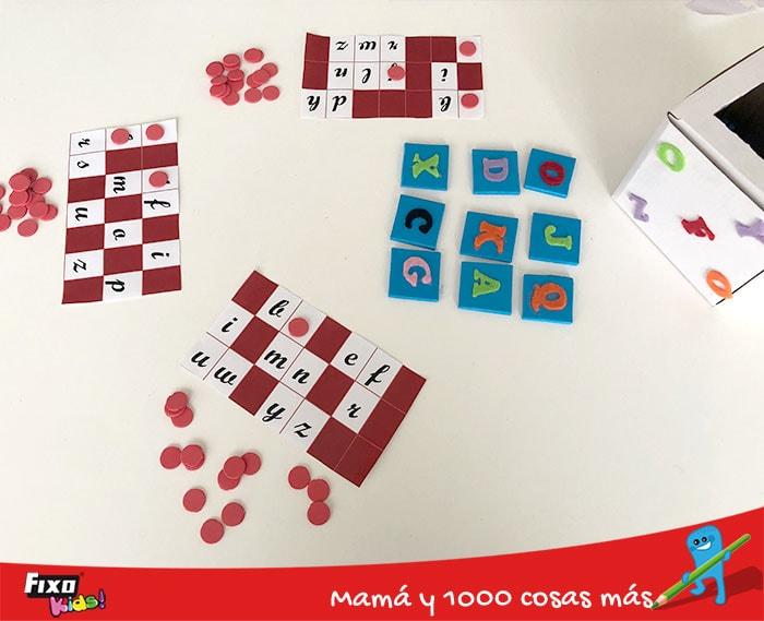 juegos caseros para aprender jugando
