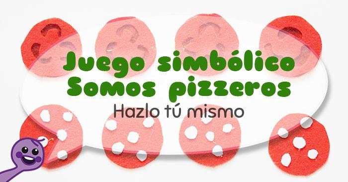 tutorial juego simbolico somos pizzeros