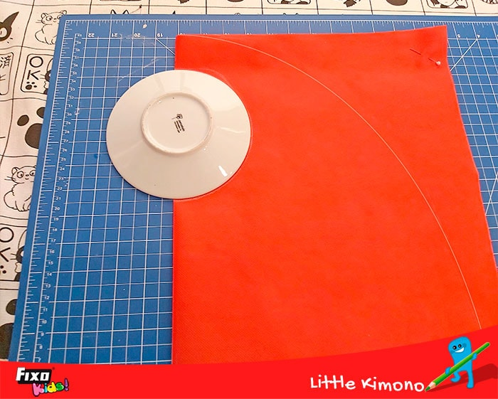 como hacer una capa para niños facilmente