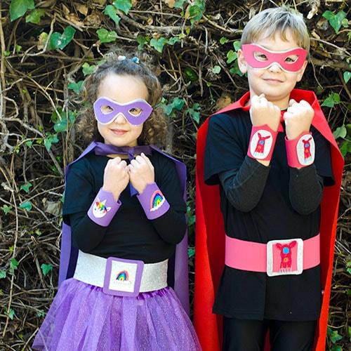 disfraces personalizados de superheroes