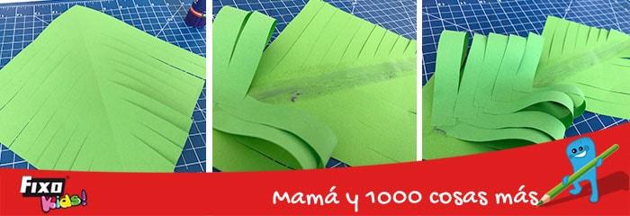 manualidades de papel faciles para ninos