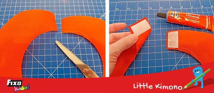 qué pegamento utilizar para utilizar tela no tejido