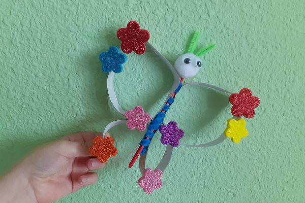 73.- Cinthia higuero Saiz – nadia 5 años -