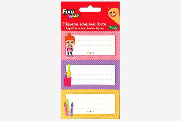 37001201 etiquetas adhesivas para libros