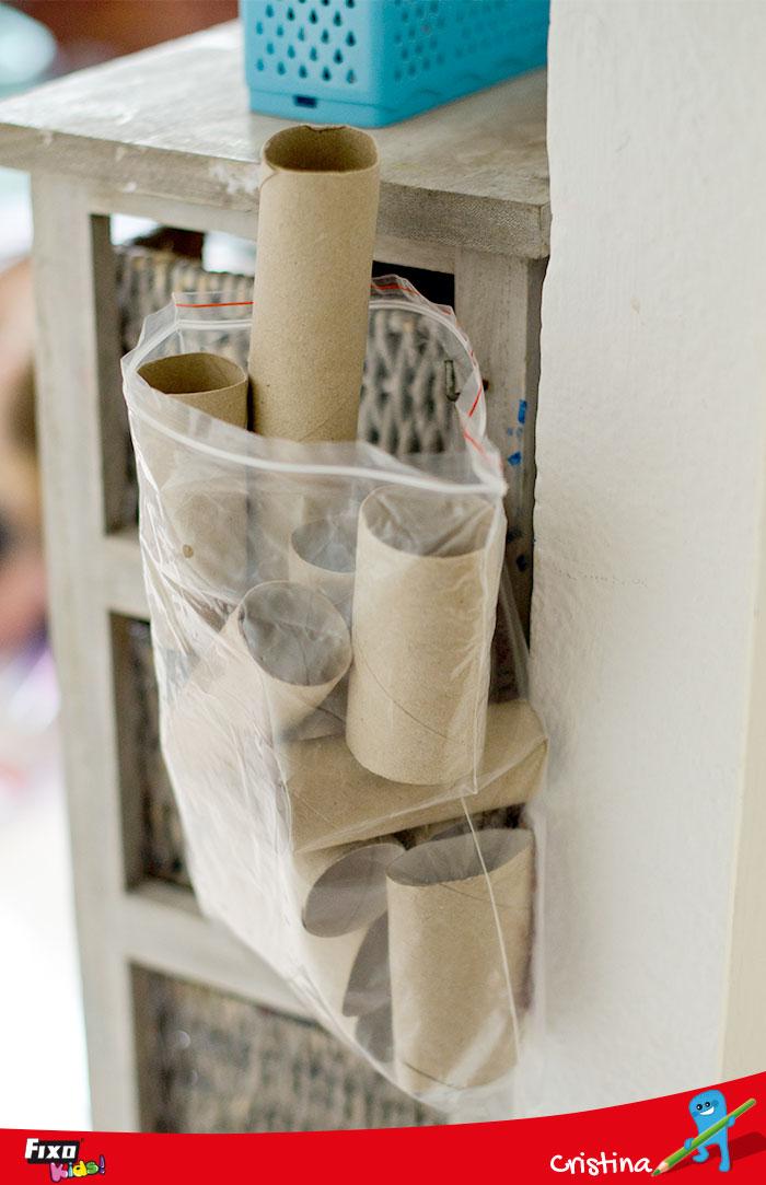 reciclaje creativo en casa