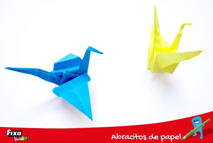 papiroflexia para trabajar creatividad