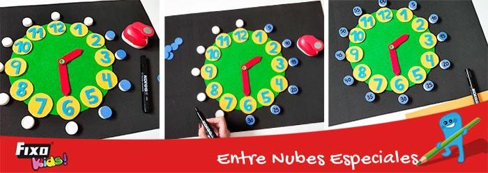 recursos para profesores para enseñar las horas