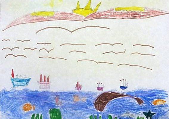 12.- Elena Mahamud – Cristina 6 anos – concurso anual