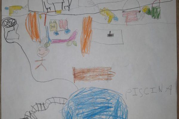 31.- Isa Carretero – Izan 6 anos -