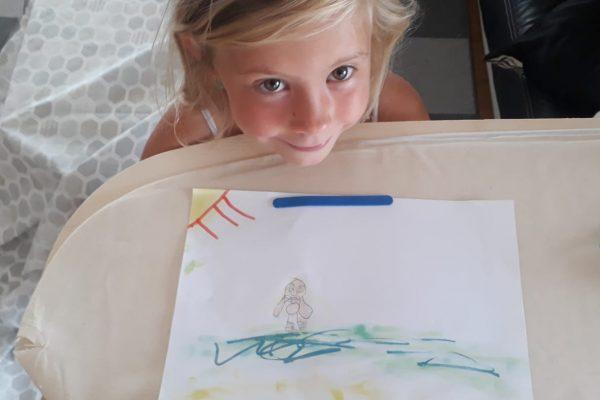 51.- Ana Rivera Campos – Vera, 6 anos -