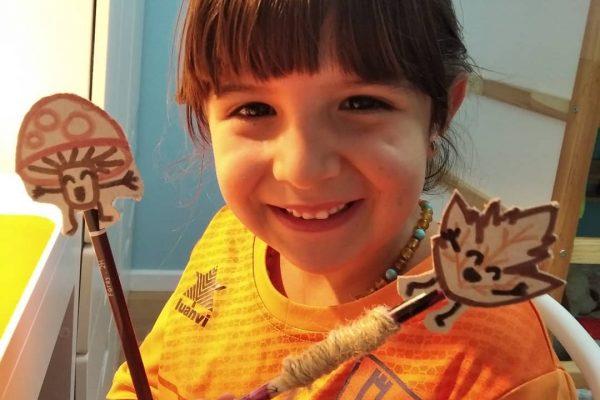 21.- Clara, 6 anos. Eva.martinaguilar