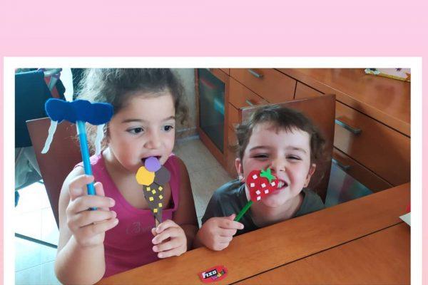 6.-Leyre, 7 años y Nerea, 6 años – vivomontse
