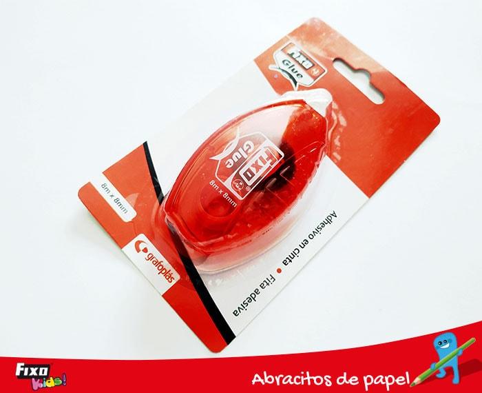 adhesivo en cinta doble cara fixo glue