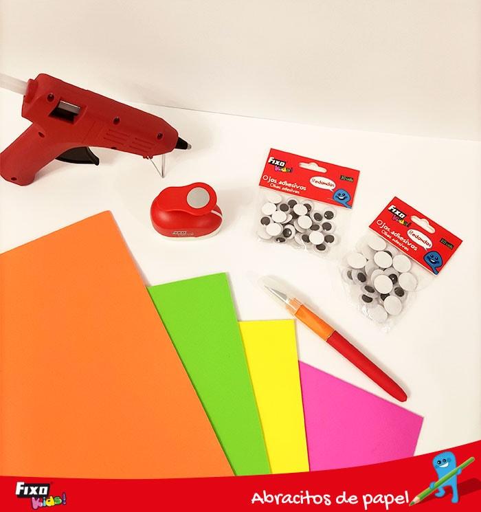 materiales para hacer juegos caseros para niños