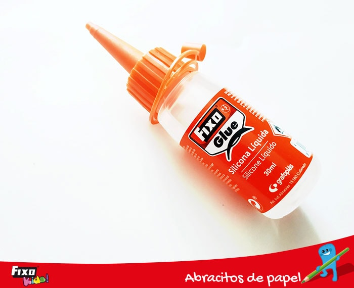 silicona fria fixo glue para manualidades